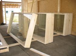 2003.07 Bau WienerBerg Kyudojo, 146