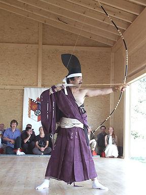 Shibata XXI, Zeremonie 27.8.2003 PICT006
