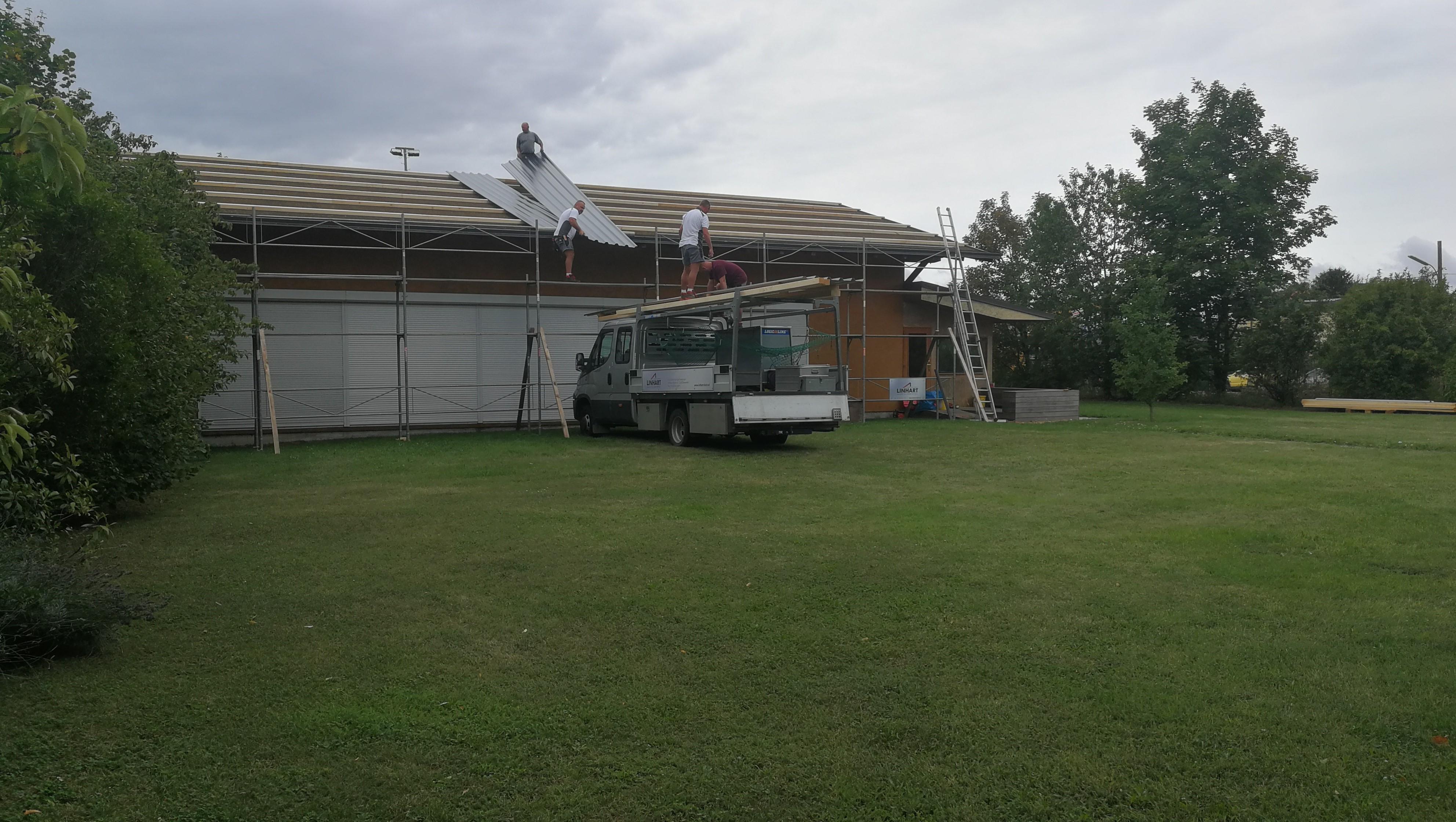 Dach von Matoba