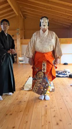 2017.06.17, WienerBerg Kyudojo, Noh Seminar 022