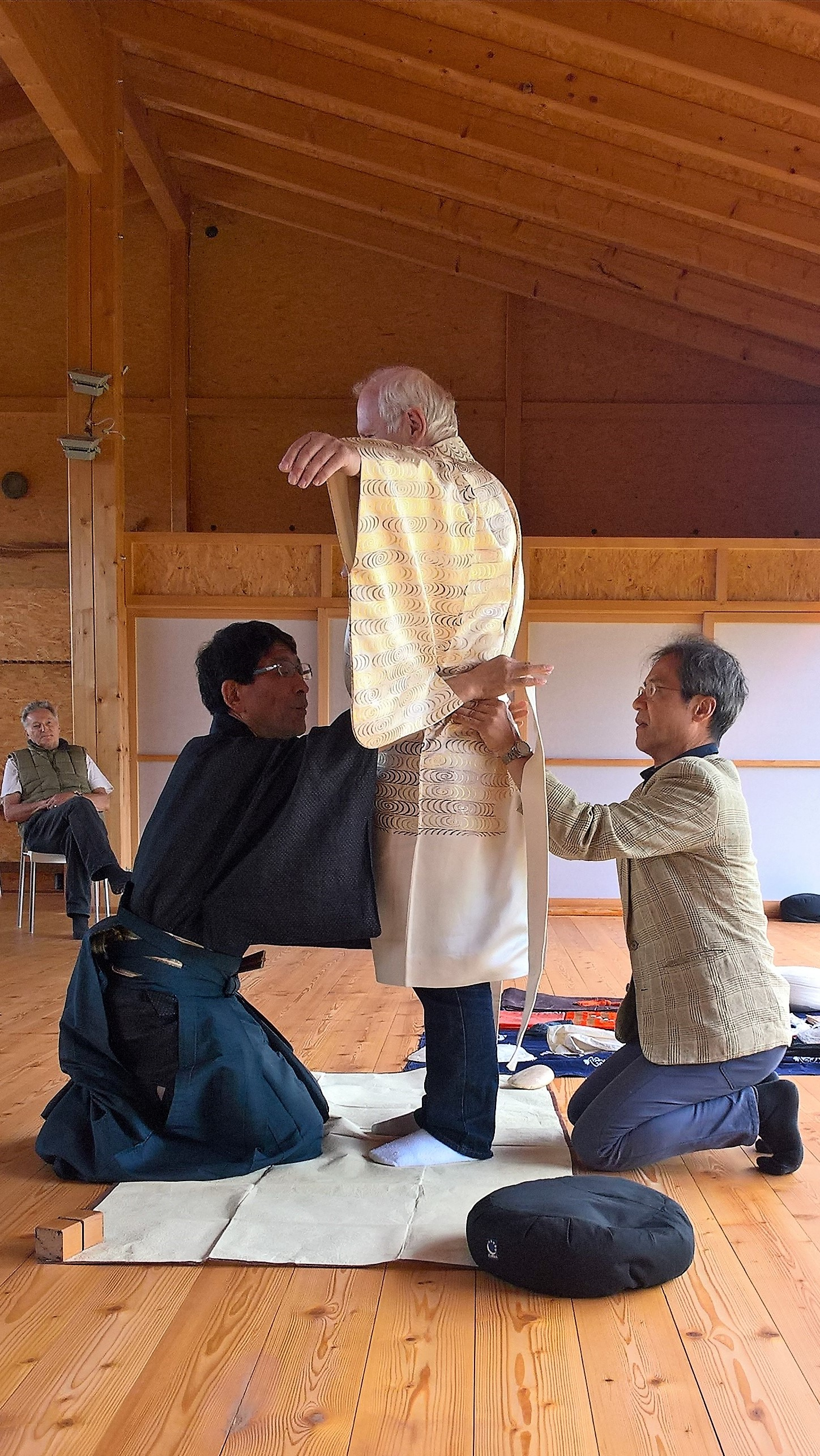 2017.06.17, WienerBerg Kyudojo, Noh Seminar 012