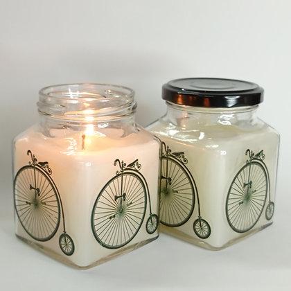 נרות לחדר השינה - אופניים