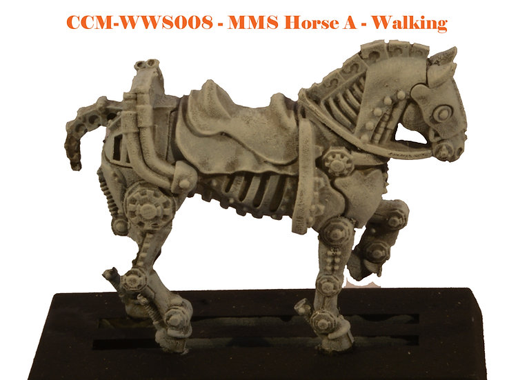 Mitchell Mechanical Steam Horse (1fig) (Various)