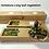 Thumbnail: Model Simulation Long Leaf Vegetation Shrub Vegetation - DIY Material