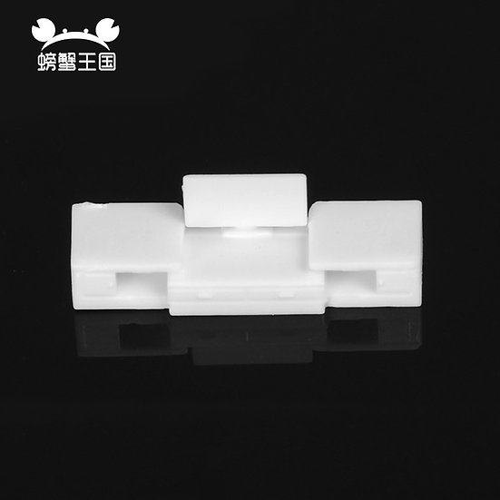 2pcs 1:50 1:75 TV Cabinet Model Simulation Furniture Toys for Doll House - White