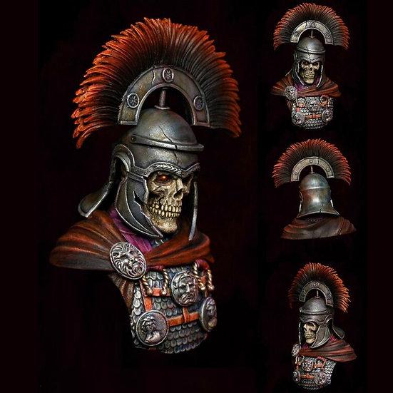 1/10 Ancient Rome Warrior Soldier Bust - Unassambled  & Unpainted