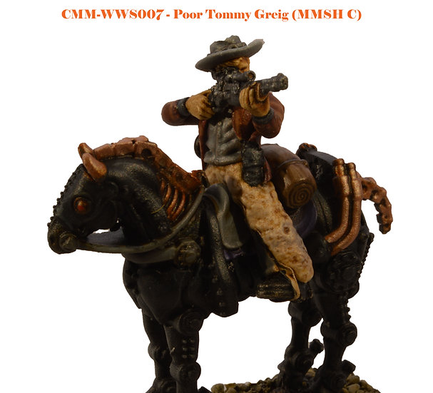Poor Tommy Greig (Mounted MMSH C) (1fig)