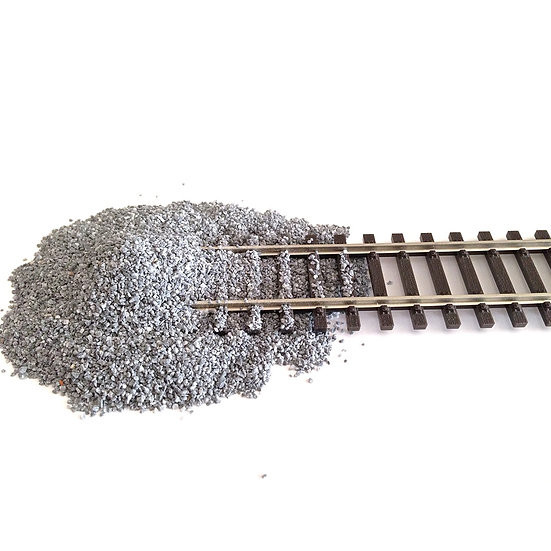 450g 1:87/N 1:160 Train Layout Sand Ballast - Various (No Tracks and Buildings)