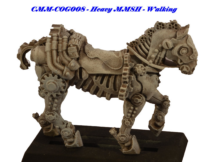 Cog Division - Heavy Mitchell Mechanical Steam Horse (1fig)