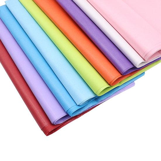40pcs Tissue Paper 66*50CM Craft Paper
