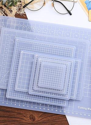 Multi-Size PVC Self-Healing Cutting Mats and tool set