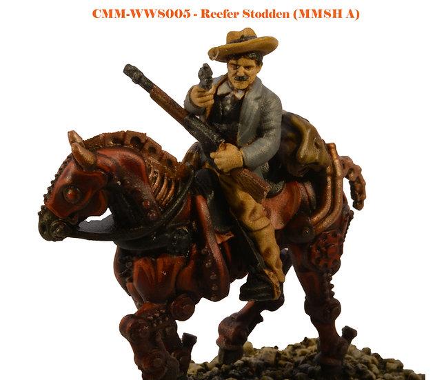 Reefer Stodden (Mounted MMSH A)(1 Fig)