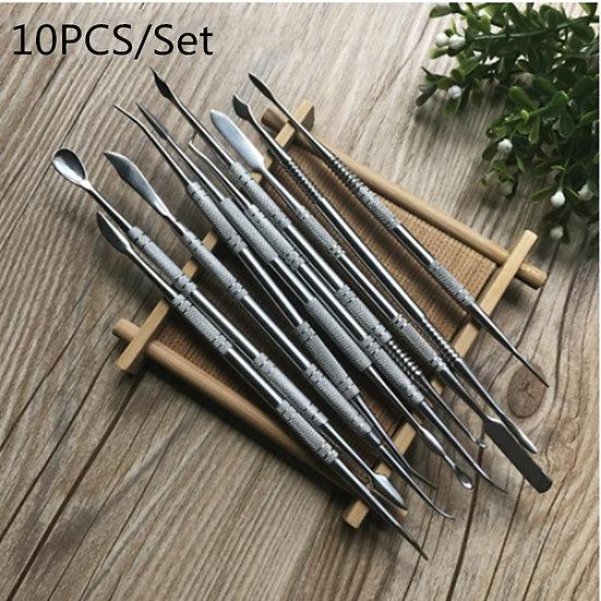 Stainless Steel Steel Carving Tools - Various