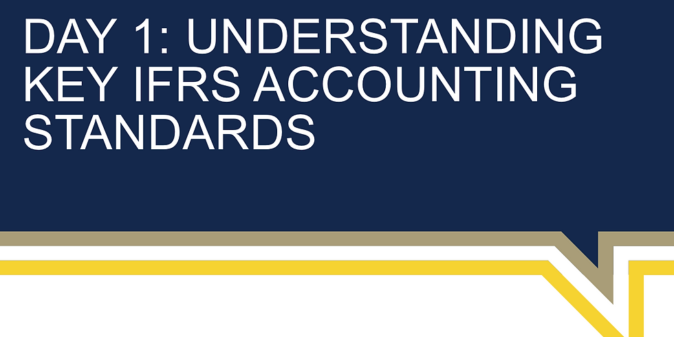 Understanding Key IFRS Accounting Standards
