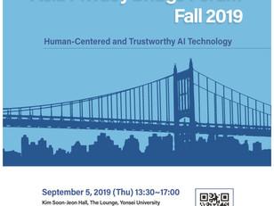 2019 Asia Privacy Bridge Forum, Fall 2019