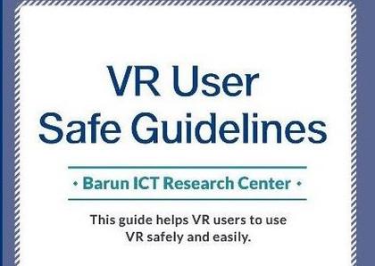 VR User Safe Guidelines