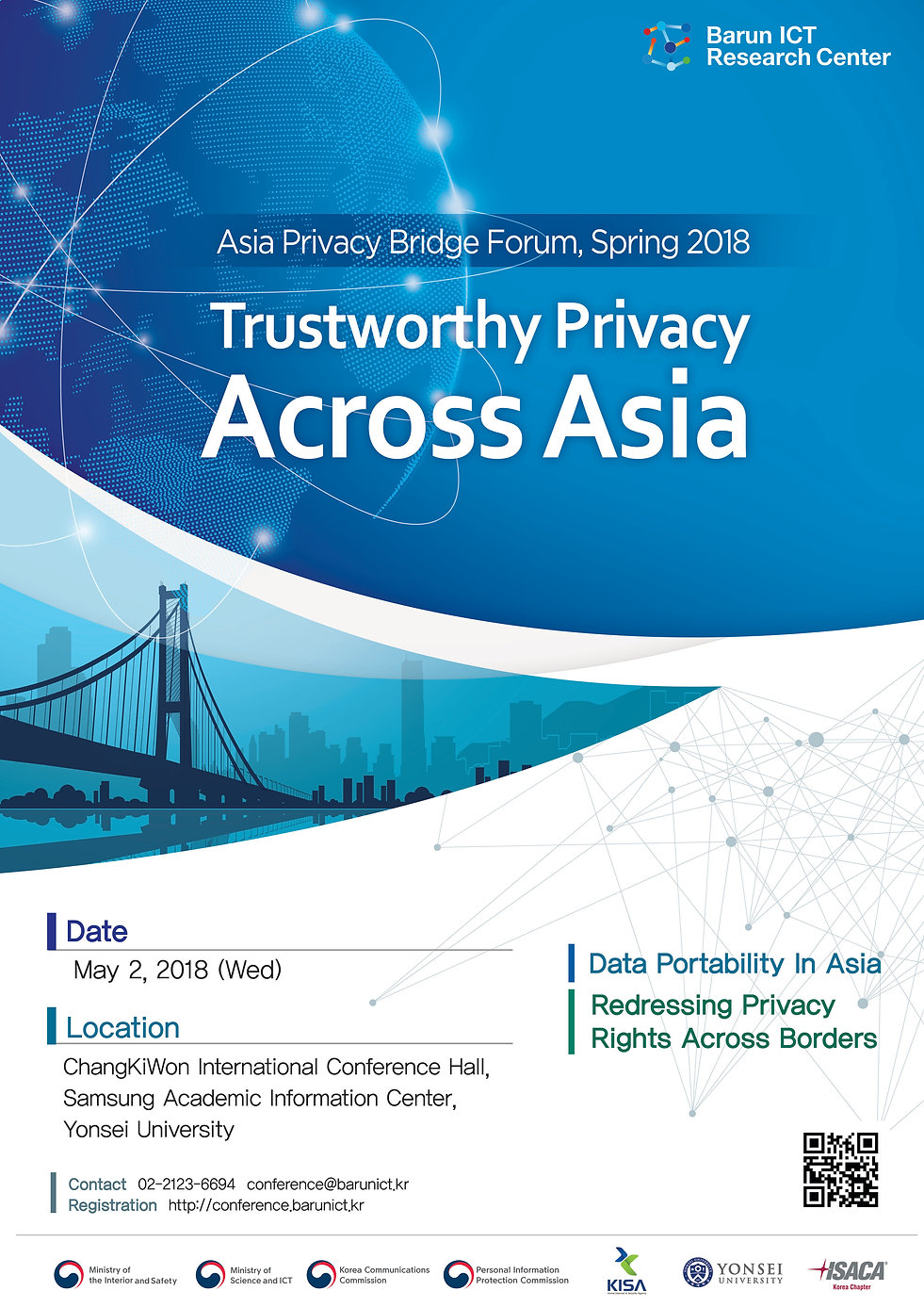 Asia Privacy Bridge Forum 2017