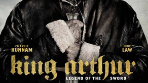 """Thank you for the opportunity to be apart of King Arthur """"The Legend Of The Sword"""" with Cu"""
