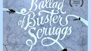 The Ballad of Buster Scruggs Promos & Alloy Tracks