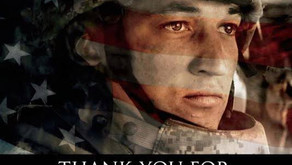 Thank You For Your Service & Alloy Tracks