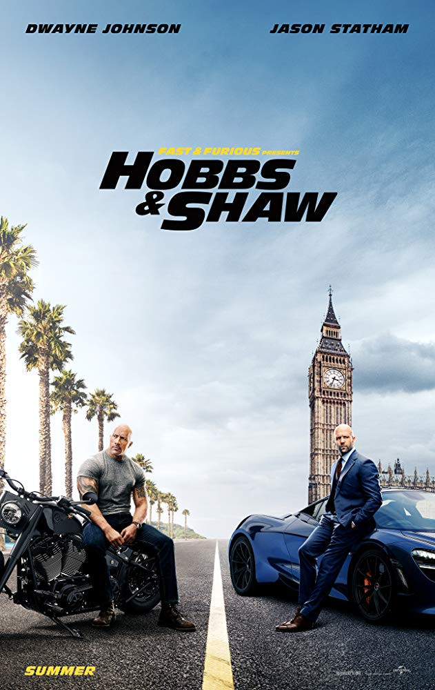 Hobbs & Shaw & Alloy Tracks