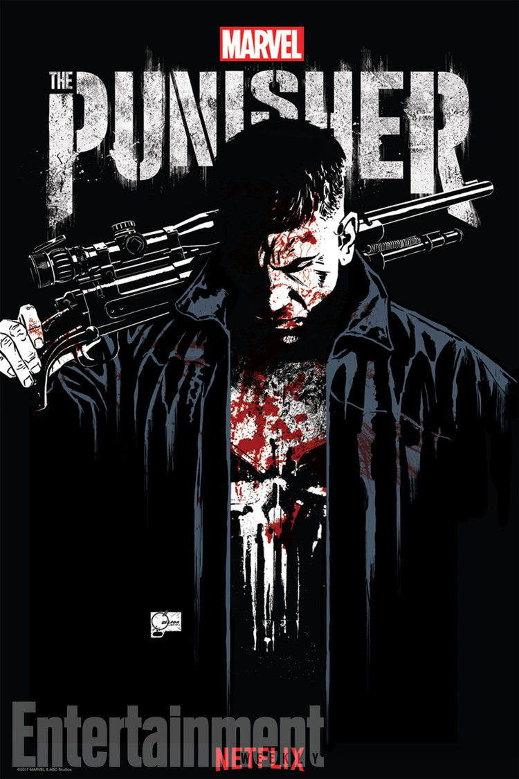 Punisher & Alloy Tracks - sound design