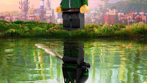 Alloy Tracks - The Lego Ninjago Movie