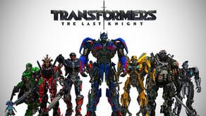 Alloy Tracks & Transformers The Last Knight