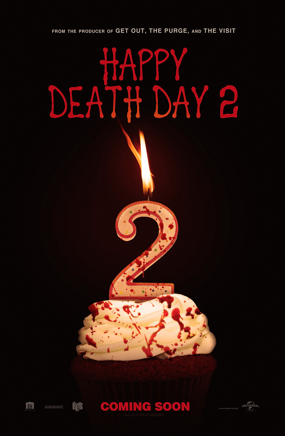 Happy Death day 2 & Alloy Tracks
