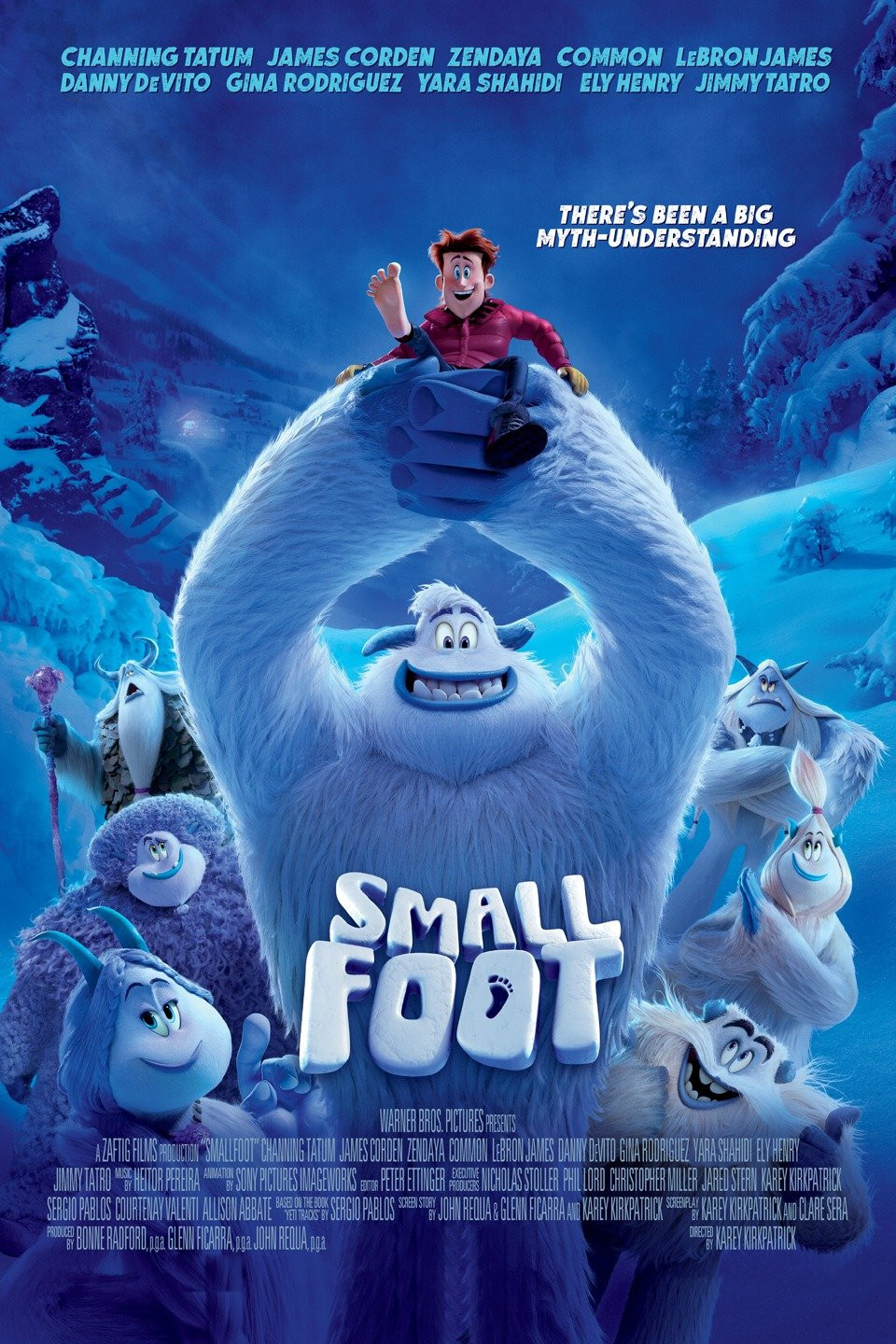 Small Foot & Alloy Tracks