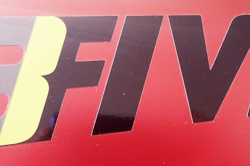3Five Decal