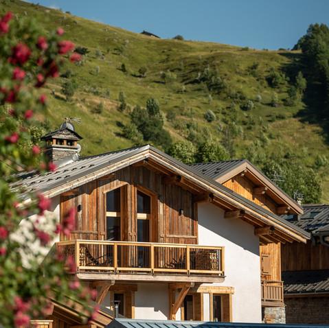 Chalet SiHO-Saint-Martin de Bellevi