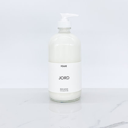 JORD body lotion