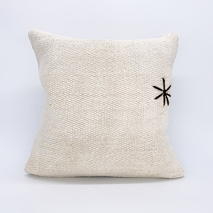 Star Turkish Hemp Pillow