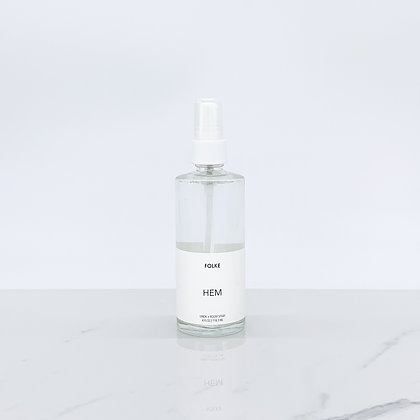 HEM linen + room spray