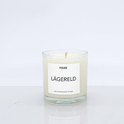 LÄGERELD candle