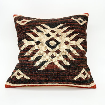 Forest Jute Pillow
