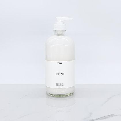 HEM body lotion