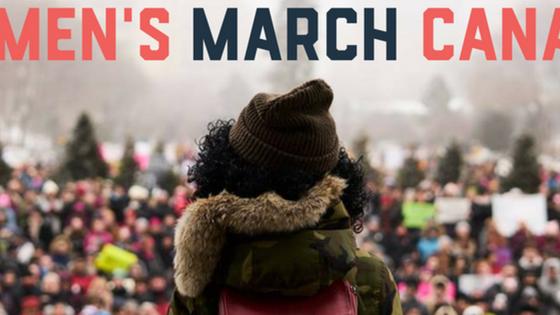 Women's March Canada - Survey responses