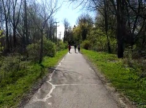 Mother's Day jog
