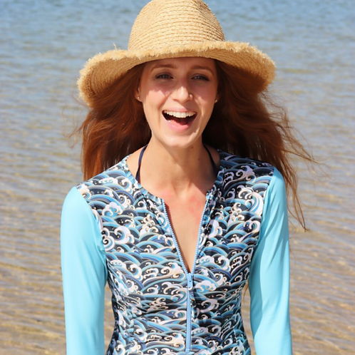 Merewether Swimsuit - Swell