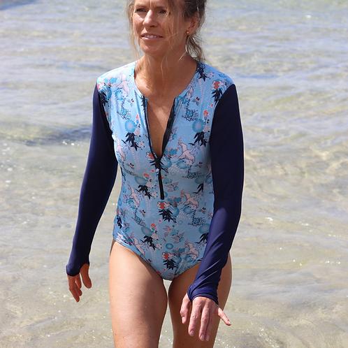 Merewether Swimsuit - Waterbird