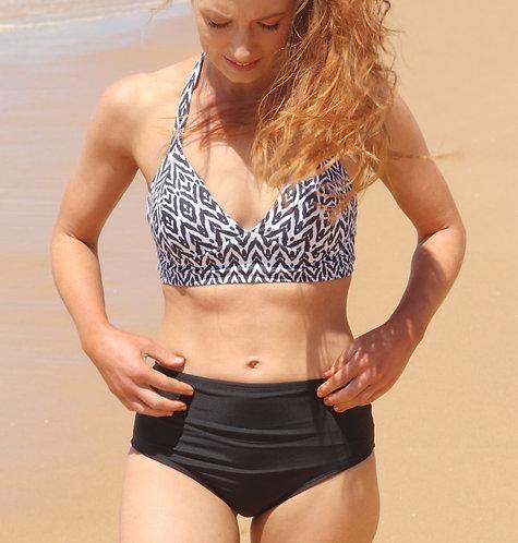 Pacific Bikini Top in Tribal