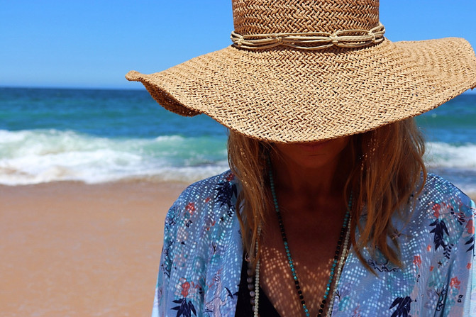A pale girl's guide to surviving a summer holiday