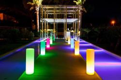 LED Patio Decor