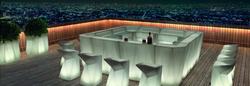 LED Patio Bar Furniture