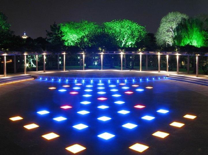 HJ8800A LED Floor Tiles
