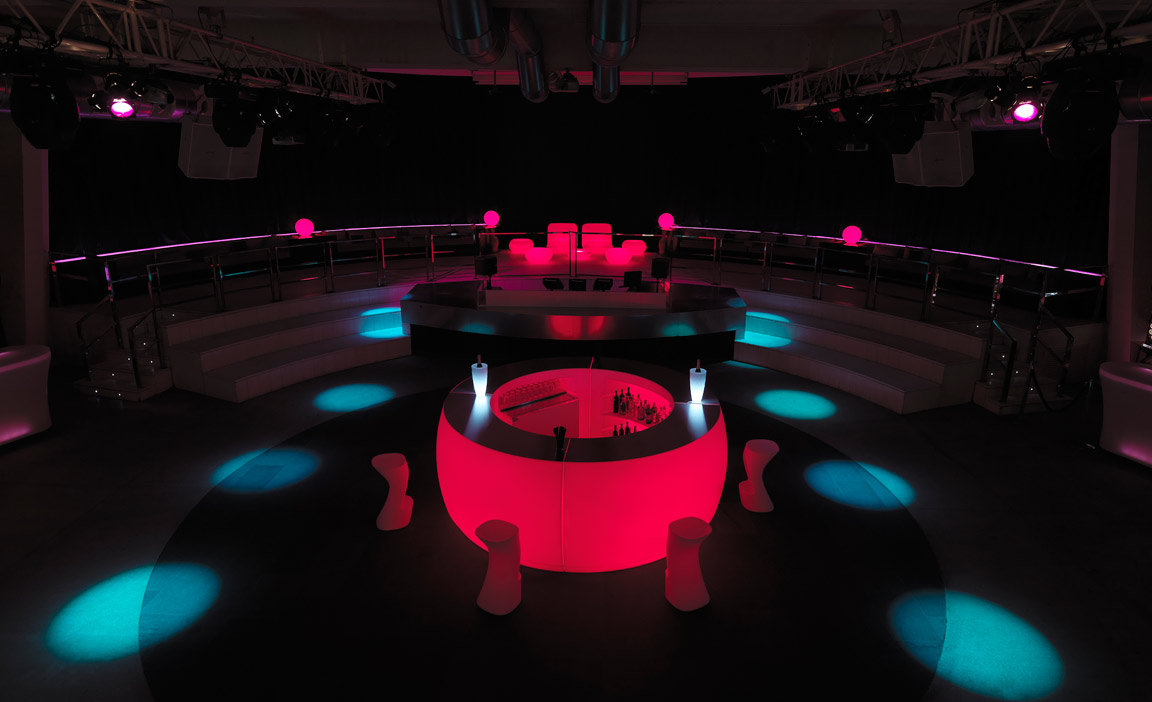 LED Club Furniture