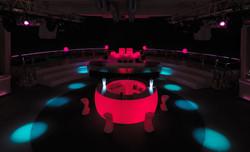 LED Club Furniture