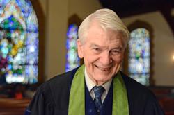 Senior Pastor, Dr. William Ramsden